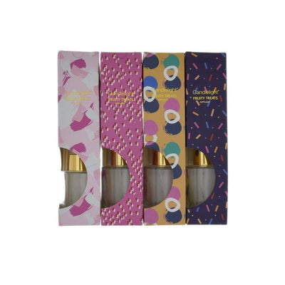 Candlelight Home Reed Diffuser Candlelight Celebration Assorted Reed Diffusers in Gift Box Fruity Treats Scent 75ml 16PK
