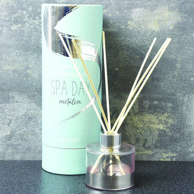 Candlelight Home Reed Diffuser Candlelight Spa Day Revitalise Reed Diffuser Green Tea Scent 150ml 6PK