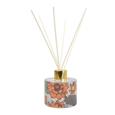 Candlelight Home Reed Diffuser Thai Flower Reed Diffuser in Gift Box Thai Flower Market Scent 150ml