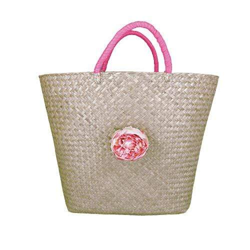 Rose Tote Bag Pink 58cm 1PK