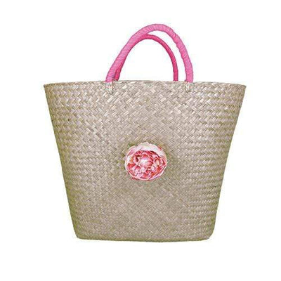 Candlelight Home Tote Bags Rose Tote Bag Pink 58cm 1PK