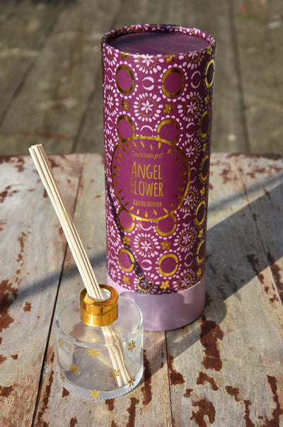 ESME Homeware Reed diffusers Bohemian Reed Diffuser in Gift Box Angel Flower Scent