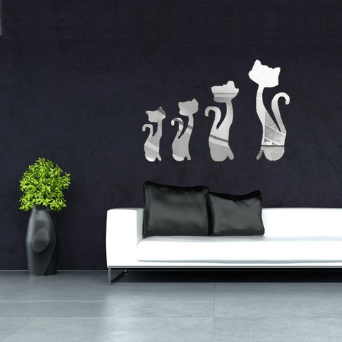 Modern Cat Wall decor