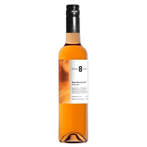 2012 Eight Acres Rose Muscat