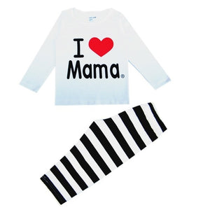 334ce0f7c736b Hooyi Dog Baby Girls Pajamas Suits 2 3 4 5 6 7 years Children Clothes Sets