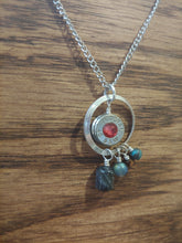 Load image into Gallery viewer, Silver .40 with Gemstones