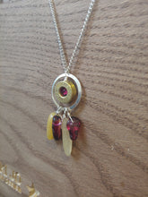 Load image into Gallery viewer, Brass .45  with Gemstones