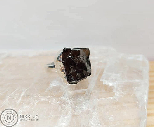 Shungite Ring
