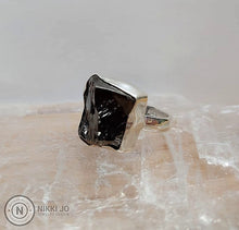 Load image into Gallery viewer, Shungite Ring