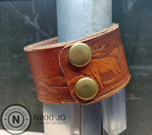 Wild Life Leather Belt