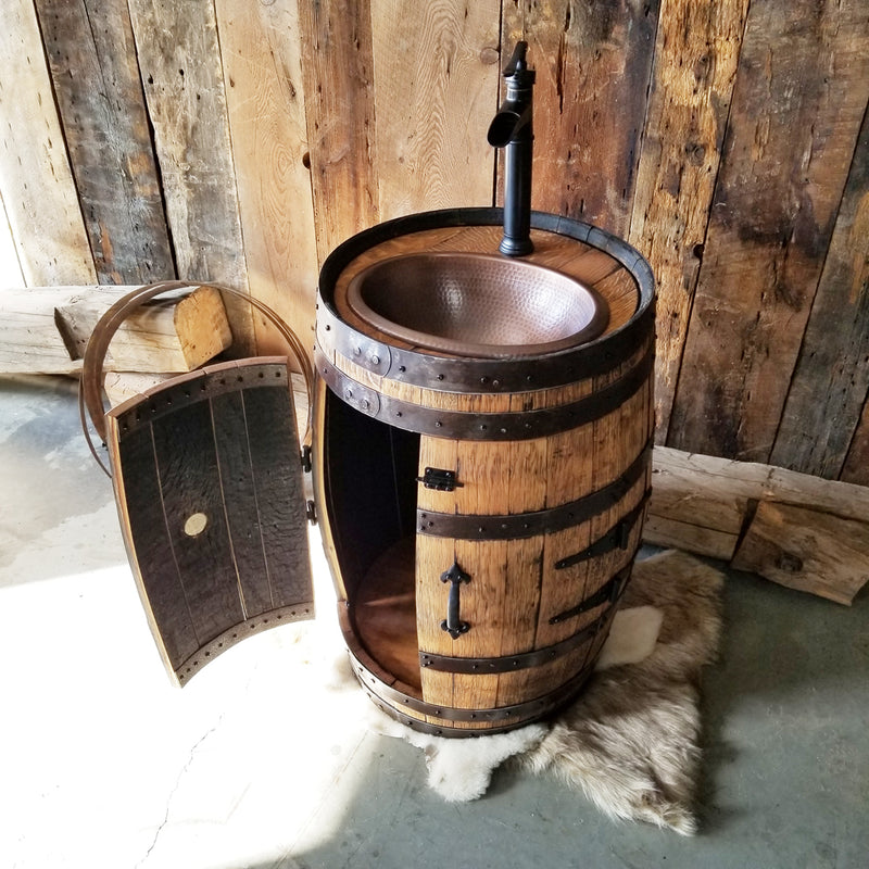 Sink & Vanity Barrel