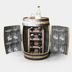 Barrel Wine Rack