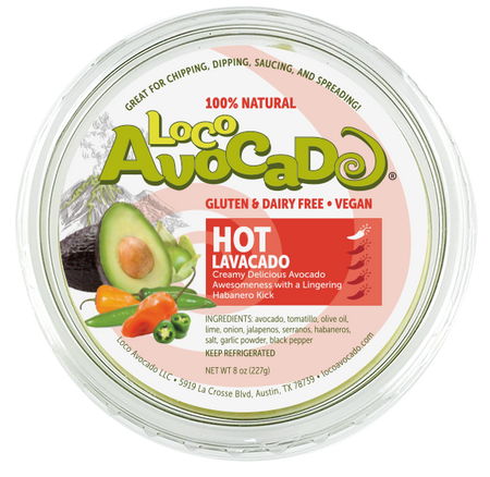 Loco Avocado Hot Lavacado
