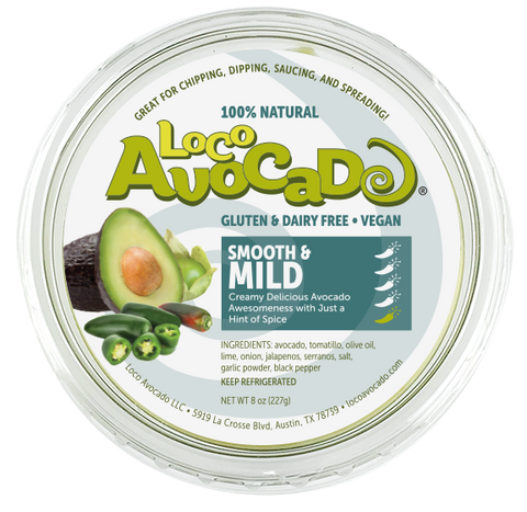 Loco Avocado Smooth & Mild