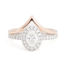 Load image into Gallery viewer, The Chevron Ring
