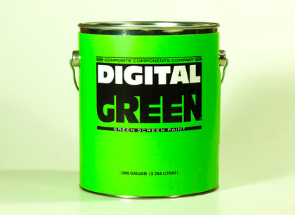 Digital Green®/Blue™ Paints