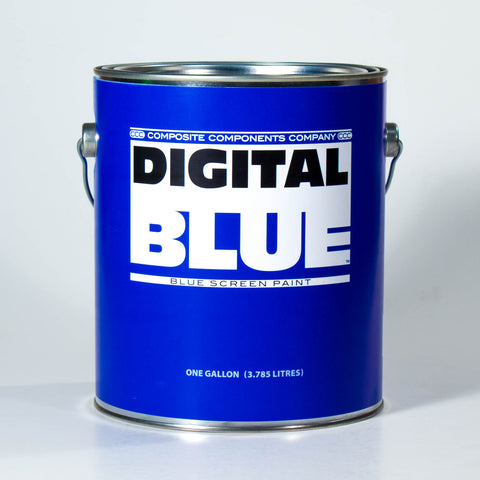1 Gallon Digital Blue™ Paint