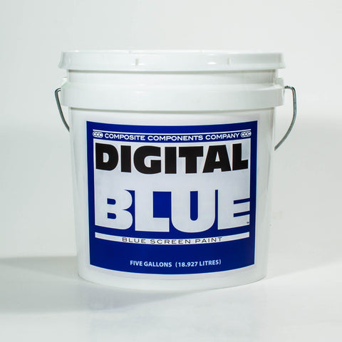 2 Gallon Digital Blue™ Paint