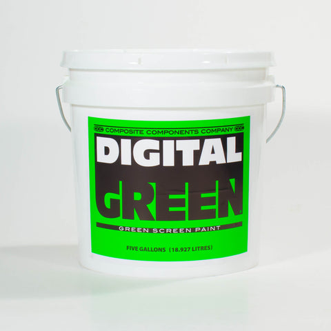 2 Gallon Digital Green® Paint