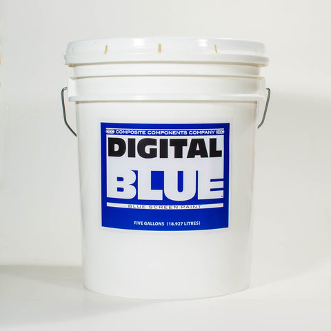 5 Gallon Digital Blue™ Paint