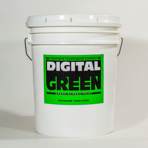 5 Gallon Digital Green® Paint
