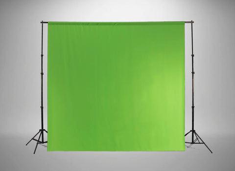Digital Green® Screen 9' x 9' Kit