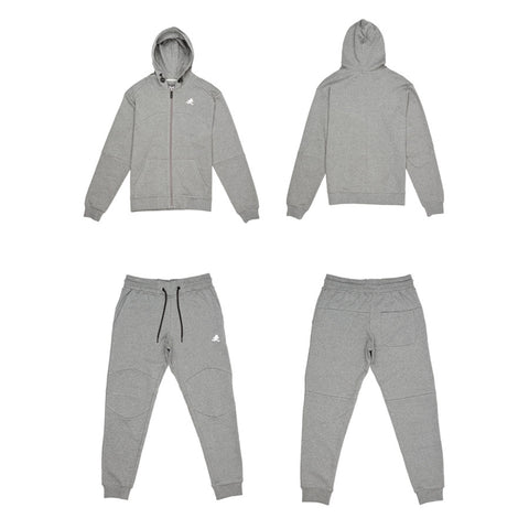 Runner Sweatsuit (Charcoal)