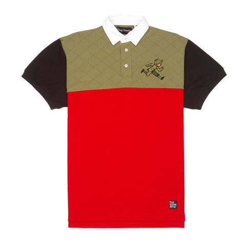 Charlie SS Polo (Capulet Olive)