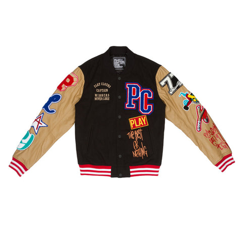 Team Captain Varsity Jacket