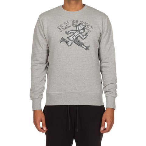 Scale Runner Crew (Heather Grey)