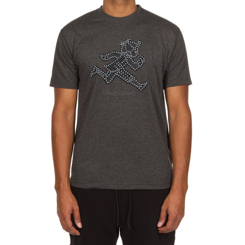 Iron Runner SS Tee (Heather Charcoal)