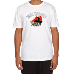 True Trapper SS Tee (White)