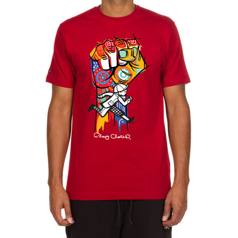 Stand Up SS Tee (Chili Pepper)