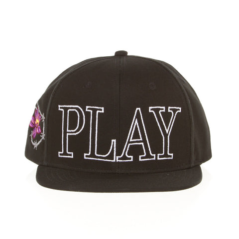 Play Snap Hat (Black)