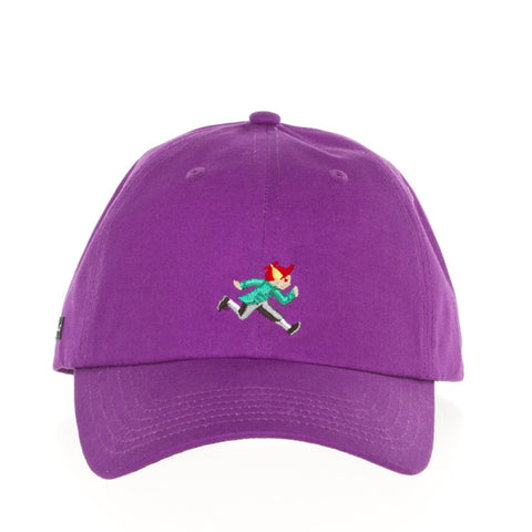 Runner Dad Hat (Purple Magic)