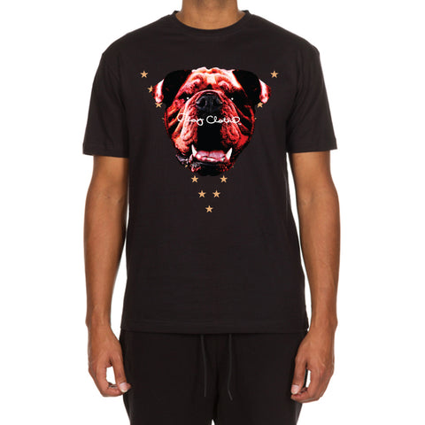Red Bully SS Tee (Black)