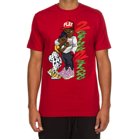 2 Strong SS Tee (Chili Pepper)