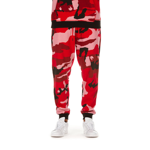 Picasso Sweatpants (Chinese Red)
