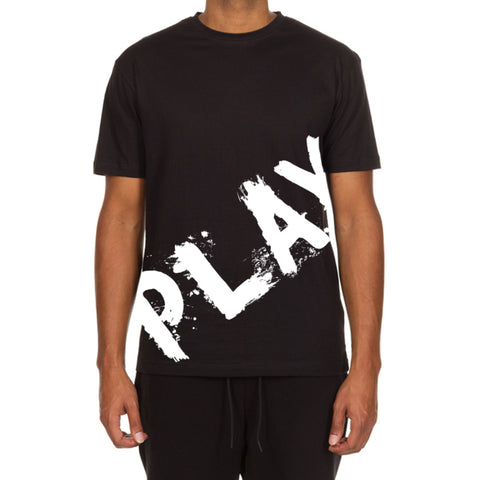 Painted Play SS Tee (Black)