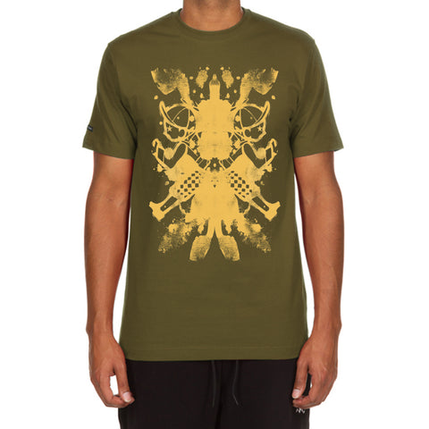 Rorschach Jack SS Tee (Military Green)