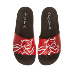 Cardinal Jack Slides (Racing Red)