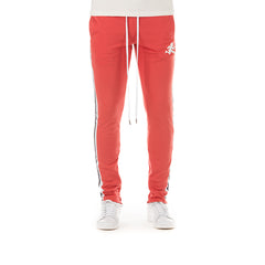 Kendo Track Pant (Mineral Red)