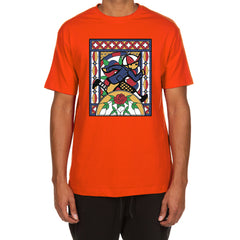 Window 2 SS Tee (Orange)