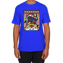 Window 2 SS Tee (Royal)