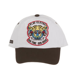 Our Time Dad Cap (White)
