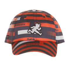 Sweep Dad Cap (Red Orange)
