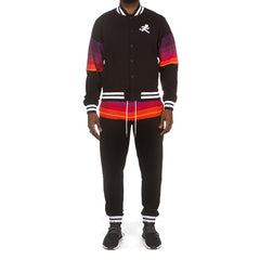 Night Sky Sweatsuit (Black)
