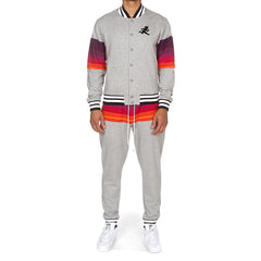 Night Sky Sweatsuit (Heather Grey)
