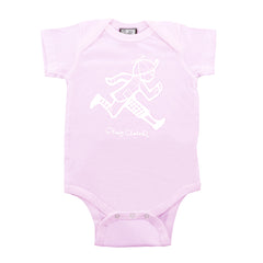 PC Onesie (Pink/White)