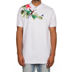 Canopy SS Polo (White)